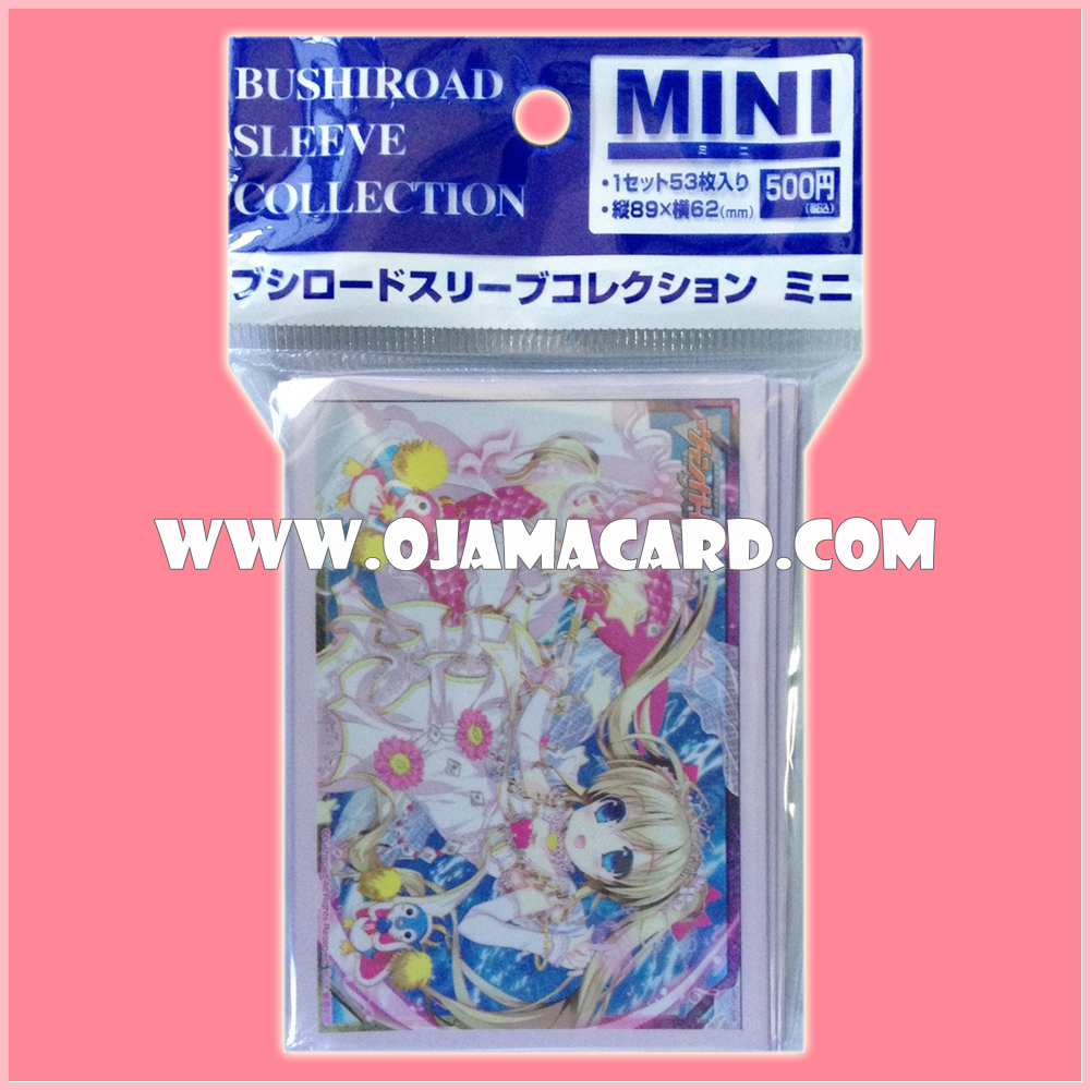 Bushiroad Sleeve Collection Mini Vol.103 : Eternal Idol, Pacifica x53