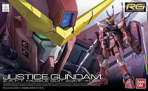 RG ZGMF-X09A Justice Gundam