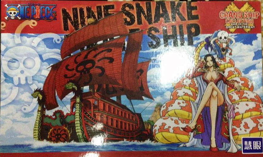Boa Ship One Piece