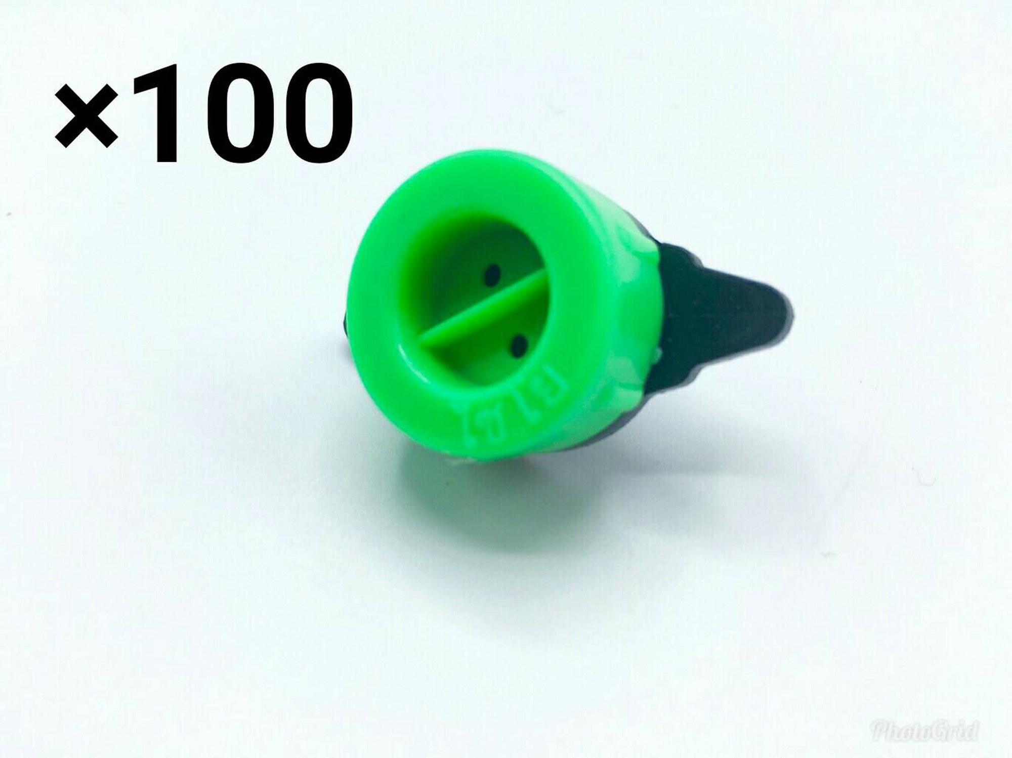 หัวน้ำหยด ( Dripper ) 1-100 ลิตร / ชั่วโมง(100หัว)