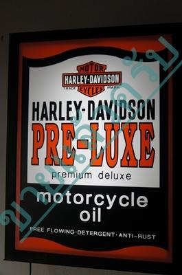 ป้ายไฟ harley-davidson