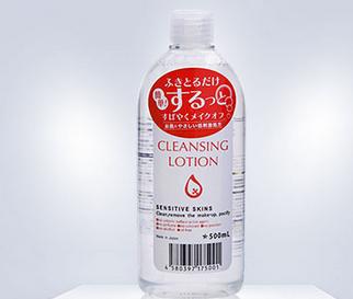 Alovivi Purevivi Cleansing Lotion 500ml คลีนซิ่งโลชั่น ผลิตภัณฑ์ทำความสะอาดผิวหน้าและรอบดวงตาน้องใหม่จากญี่ปุ่นที่กำลังได้รับความนิยมเป็นอย่างมาก จากสาวๆทั้งในญี่ปุ่น ไต้หวันและอเมริกา