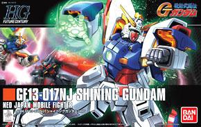 Shining Gundam (HGFC)
