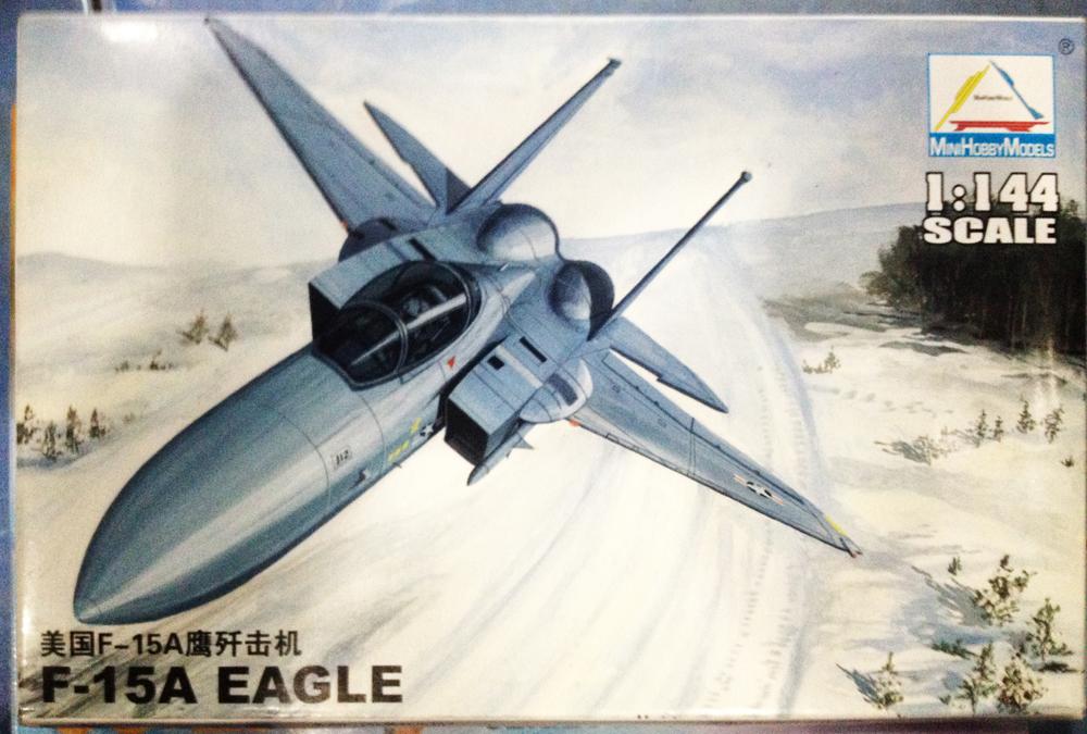 1/144 F-15A EAGLE