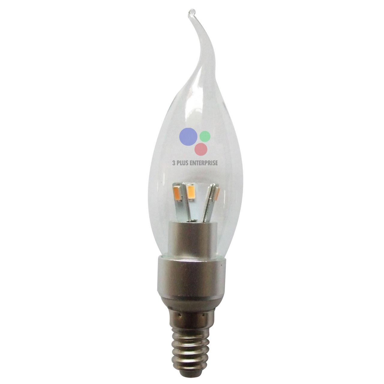 LED Candle 3W E14 Tail