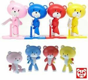 Bearmo Petit Bear set-A (4 ตัว)