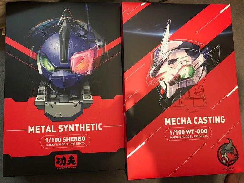Mo Show 1/100 Scale Quanta Gundam Metal Build Pro GNT-0000 MS-00Q