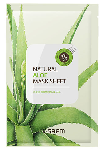 ENPRANI The original mask aloe