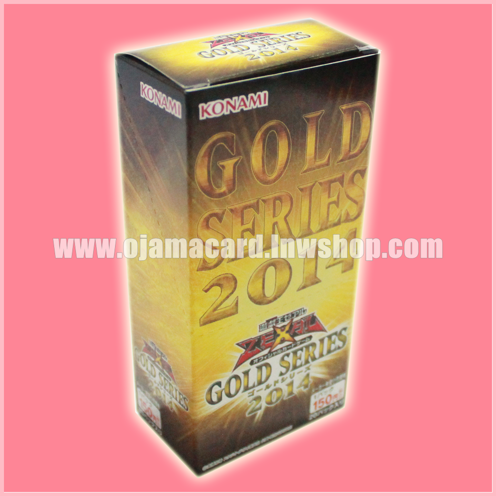 Gold Series 2014 [GS06-JP] - Booster Box