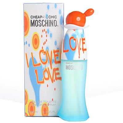 น้ำหอม Moschino I Love Love EDT 100ml.