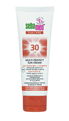 Sebamed Multi Protect Sun Cream SPF30 75 ml.