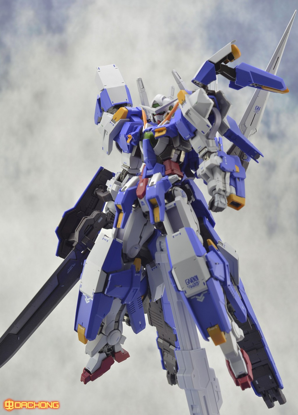 MG 1/100 Avalanche Exia Dash Ver.MB [Daban]