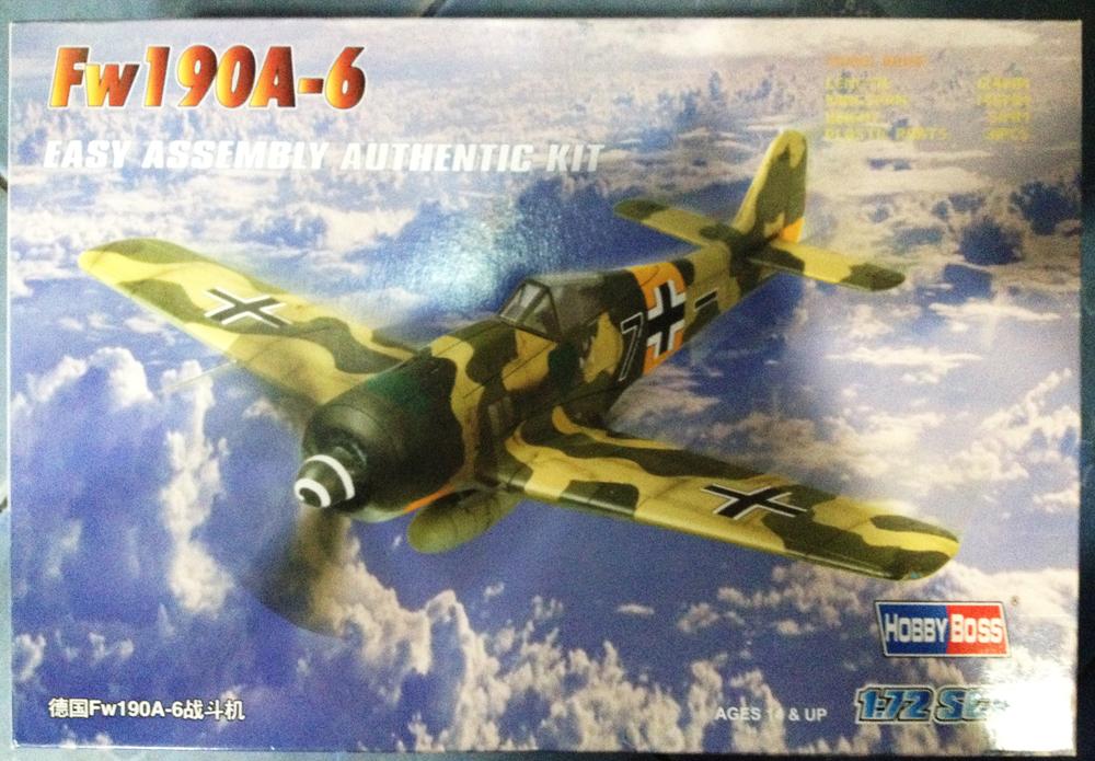 1/72 Fw190A-6
