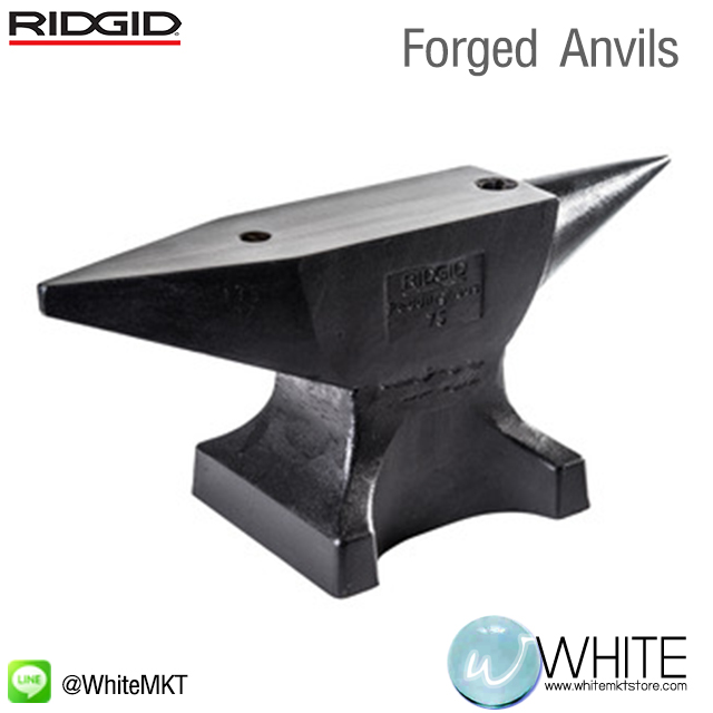 Forged Anvils ยี่ห้อ RIDGID (USA)