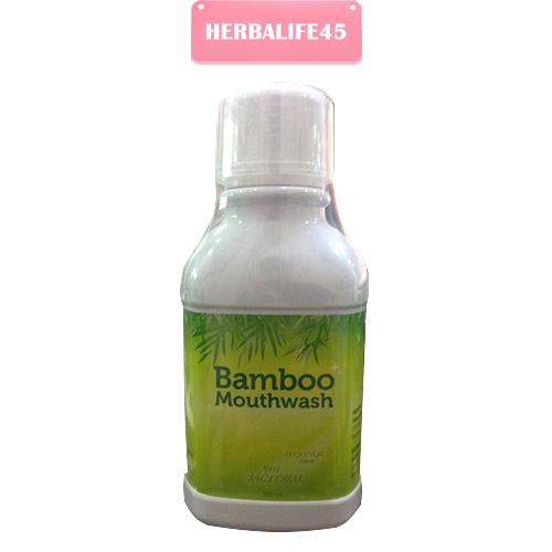 Bamboo Mouthwash น้ำยาบ้วนปากแบมบู