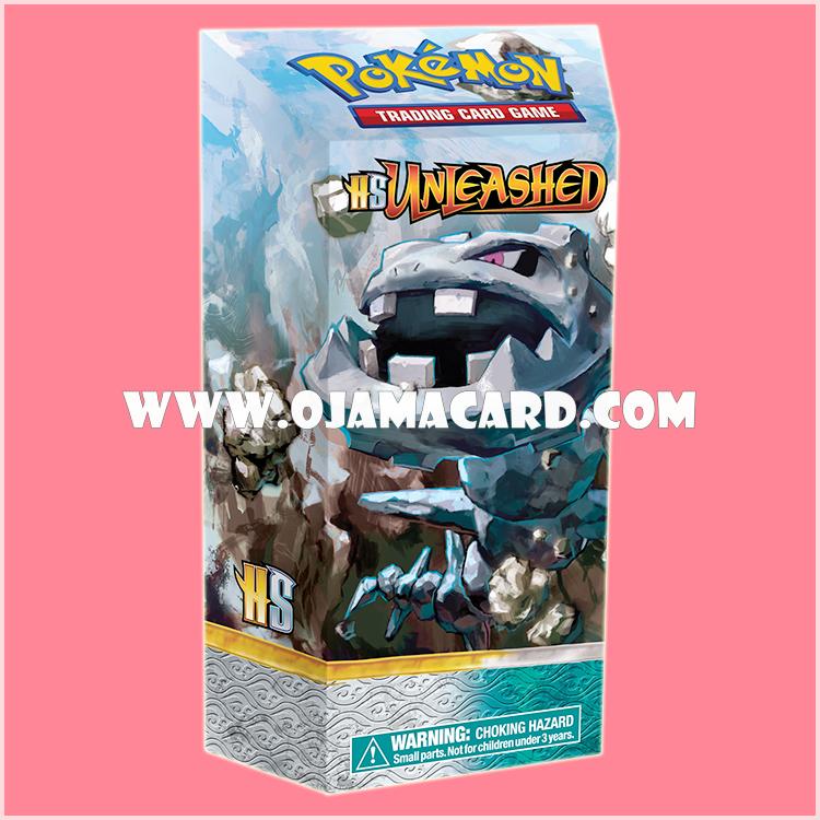 Pokémon TCG HS—Unleashed : Steel Sentinel Theme Deck