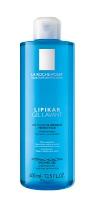 Laroche-Posay LIPIKAR GEL LAVANT ขนาด 400 ml