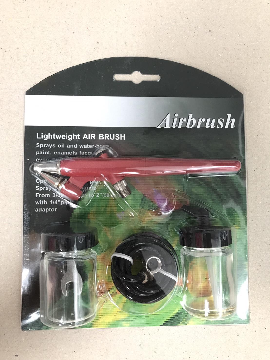 หัวพ่น Airbrush + Sprays Oil and Water Base
