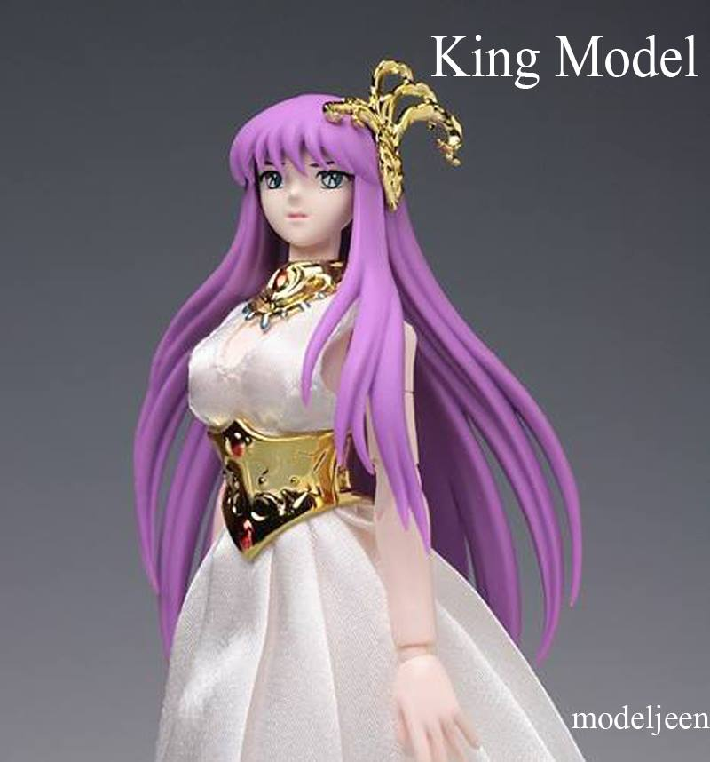 Cloth Myth Kido Saori / Athena [King model]