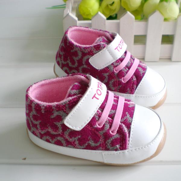 BE2005 (Pre) รองเท้าผ้าใบ เด็กเล็ก (1-3 ขวบ)