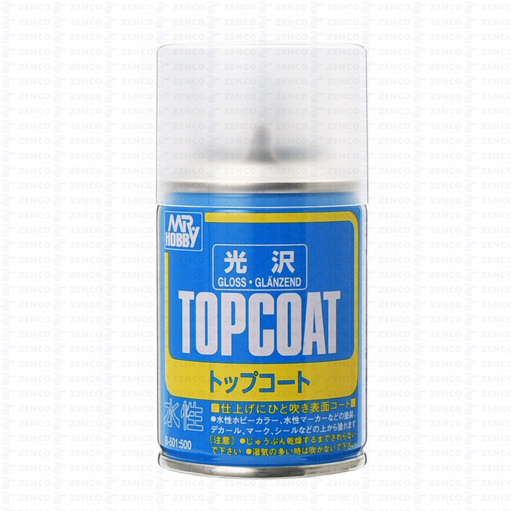 TOPCOAT B-501 (เคลือบเงา)