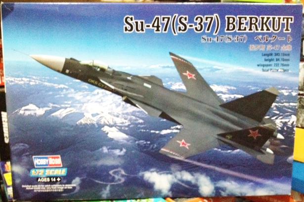 1/72 Su-47(S_37) BERKUT