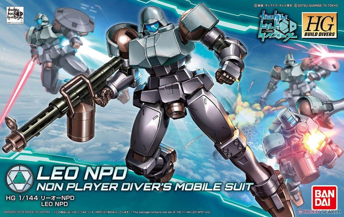 Leo NPD (HGBD)