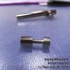 หมุดหนีบกรอบรูป ตัวสั้น 5+10mm สแตนเลส เส้นผ่ากลาง 8 mm