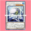 CP17-JP019 : White Aura Dolphin (Collectors Rare)