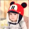 หมวก Cap Micky สีแดง