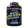 Dymatize Nutrition Super Mass Gainer 6LB, Strawberry