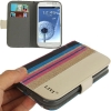 Case เคส LiYi Striped Samsung Galaxy Grand Duos (i9082)