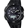 นาฬิกาข้อมือ คาสิโอ Casio Analog-Digital รุ่น AQ-S800W-1BV นาฬิกาสำหรับผู้ชาย
