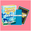 Dragon Shield Small Size Card Sleeves - Sky Blue • Matte 60ct.
