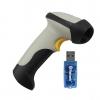 BC10-เครื่องอ่านบาร์โค้ด ไร้สาย Laser USB Bluetooth Wireless Barcode Scanner for iPad IOS Android