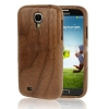 Case เคส ลายไม้ สีอ่อน Samsung GALAXY S4 IV (i9500)