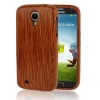 Case เคส ลายไม้ธรรมชาติ Samsung GALAXY S4 IV (i9500)