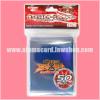 Yu-Gi-Oh! ZEXAL OCG Duelist Card Protector / Sleeve - Holographic Blue x50