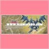 Yu-Gi-Oh! ARC-V OCG Release Party Playmat / Duel Field - The New Challengers / Next Challengers (Dark Rebellion Xyz Dragon)