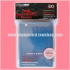 Ultra•Pro Small Deck Protector / Sleeve - Blue 60ct.