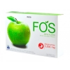 ดีท็อก ด้วย FOS Detox - อาหารเสริมดีท็อกซ์ ลดความอ้วน ฟอส กลิ่นแอปเปิ้ล # 15 ซอง