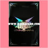 Yu-Gi-Oh! Duelist Card Protector Sleeve - Black ARC-V Logo 8ct. 98%
