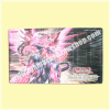 Yu-Gi-Oh TCG Sneak Peek Playmat / Duel Field - Neo Galaxy Eyes Photon Dragon / Galactic Overlord 95%
