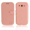 Case เคส UFO Series Gravel Samsung Galaxy Grand Duos (i9082)(Baby Pink)