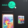 Hanton : Article Full Touch Diary Battery Cover Case for Samsung Galaxy S5, SV, G900