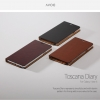 Zenus : Avoc Toscana Diary Synthetic Leather Cover Case For Galaxy Note 4