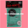 Ultra•Pro Pro-Matte Small Deck Protector / Sleeve - Aqua 60ct.