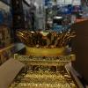 ฐานดอกบัว สีทอง