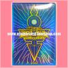 Yu-Gi-Oh! ZEXAL OCG Duelist Card Protector / Sleeve - Blue Emperor's Key 100ct. 95%