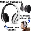 หูฟัง High Definition Powered Isolation (White) ไม่มีกล่อง